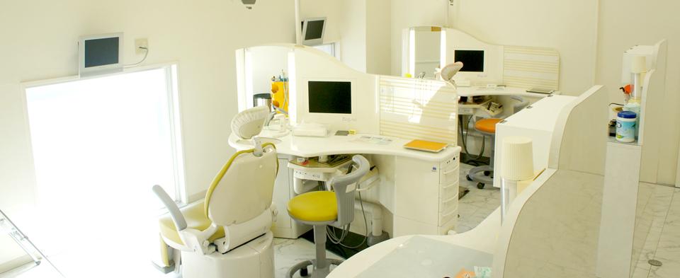 大橋歯科 診察室
